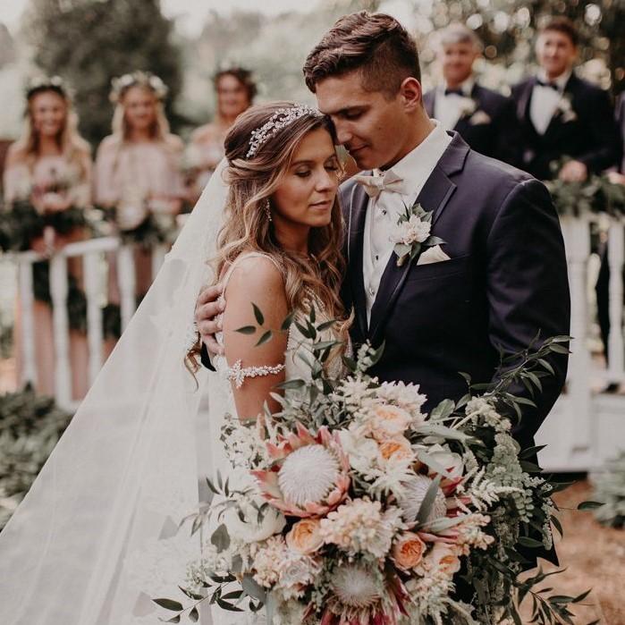 Клятва жениха и невесты 💞 на свадьбе: прикольные и шуточные слова на свадьбу на выкуп