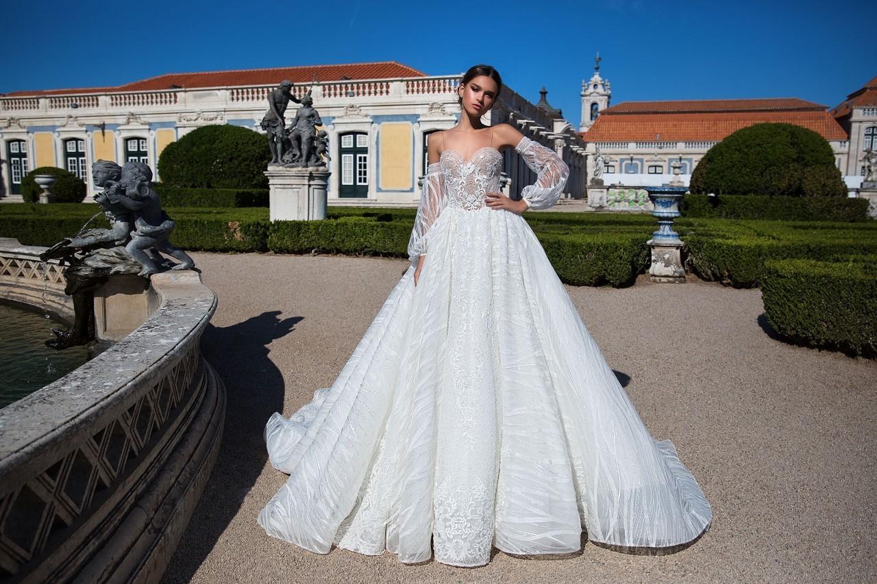 f373a42a901 Love Bridal London — коллекция свадебных платьев