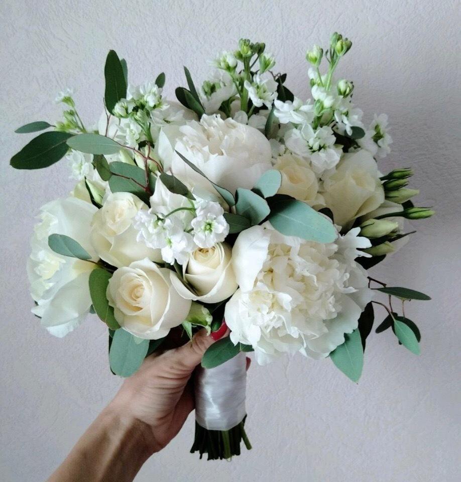 Заказать букет невесты запорожье