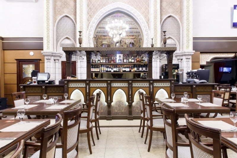 Ногинск ресторан халиф фото