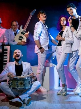 PARTY.FON Cover Band на свадьбу 1