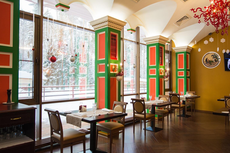 Шницель в ресторанах москвы фото